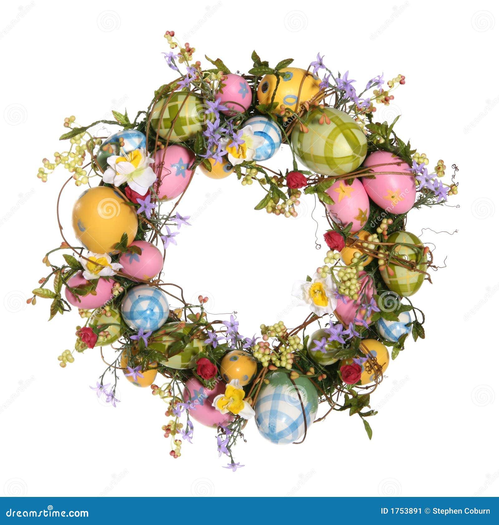στεφάνι αυγών Πάσχας