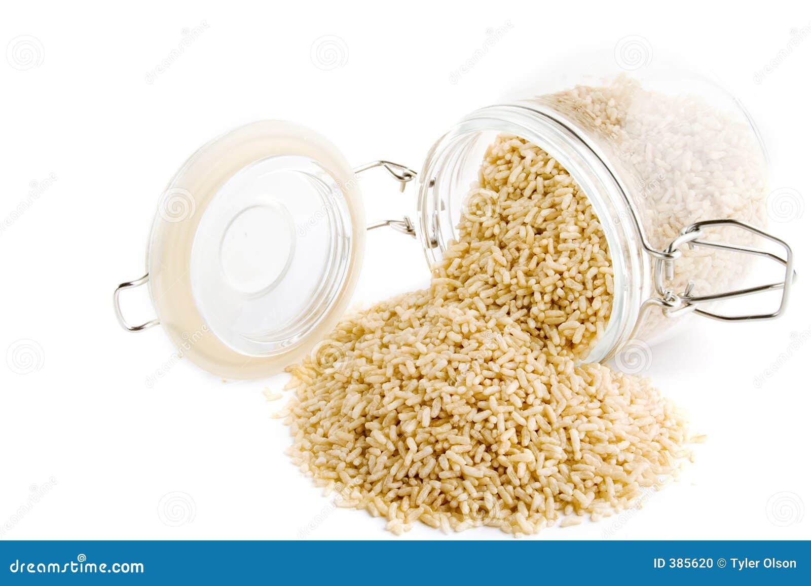 στιγμιαίο σύνολο ρυζιού σιταριού