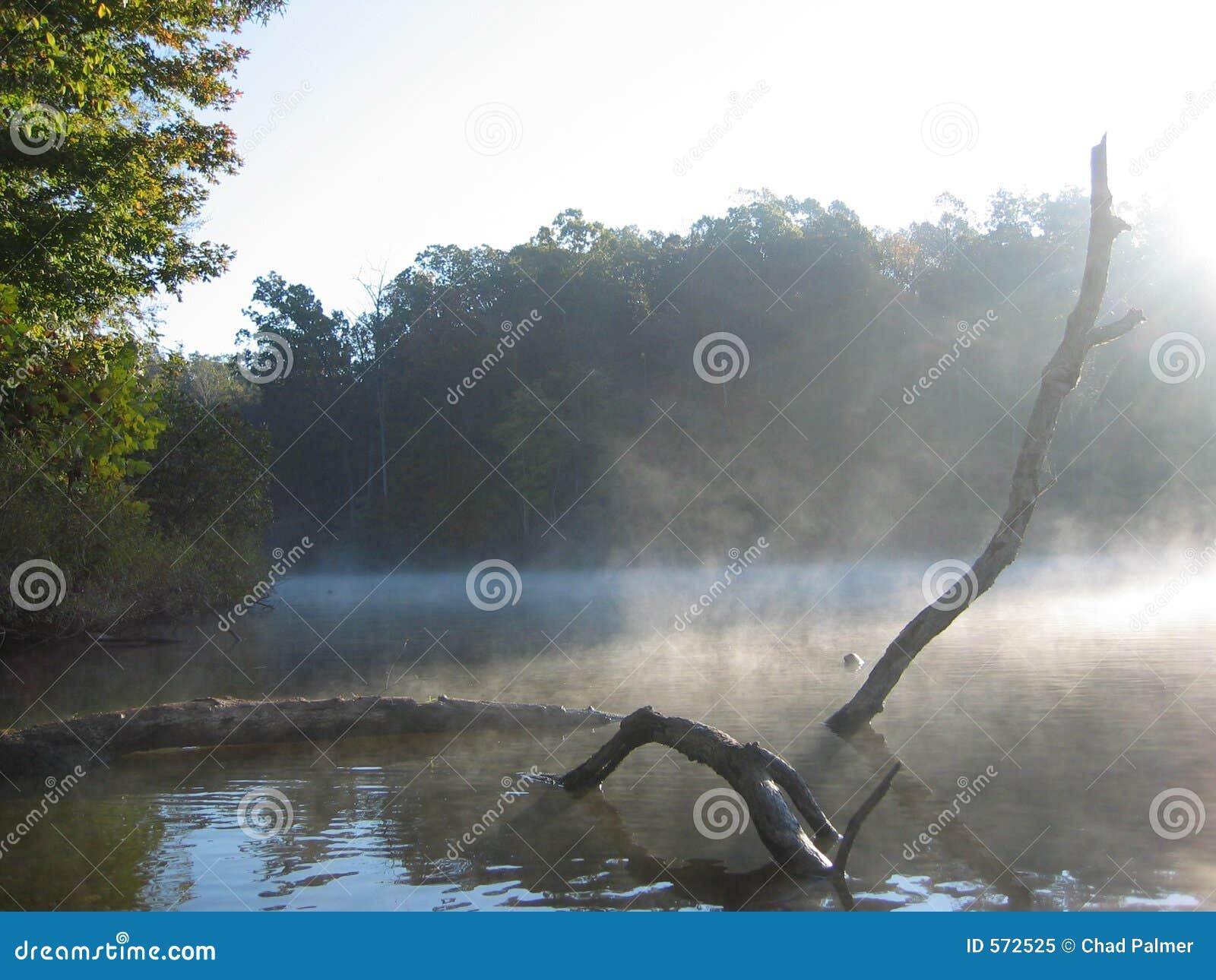 στις αρχές πρωινού ομίχλης