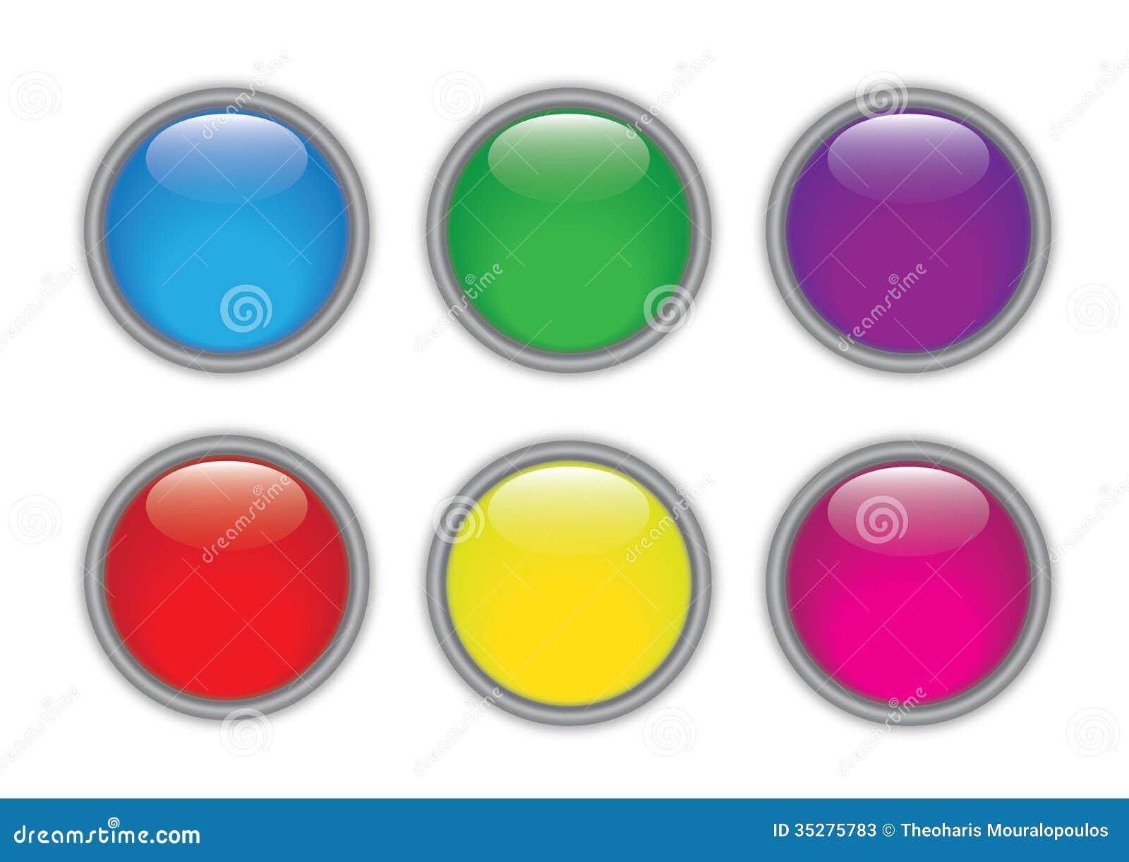 Στιλπνά κουμπιά