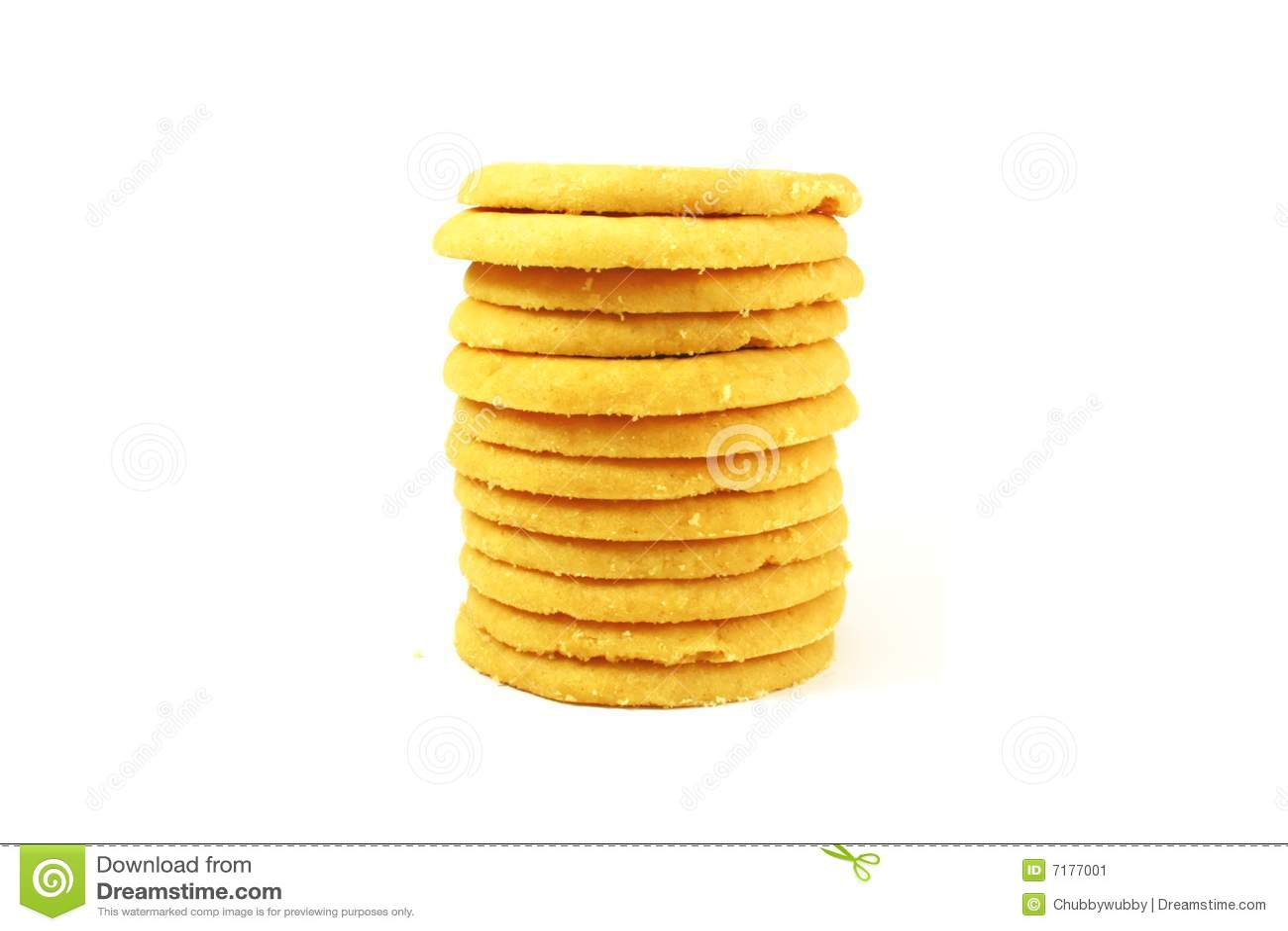 στοίβα μπισκότων