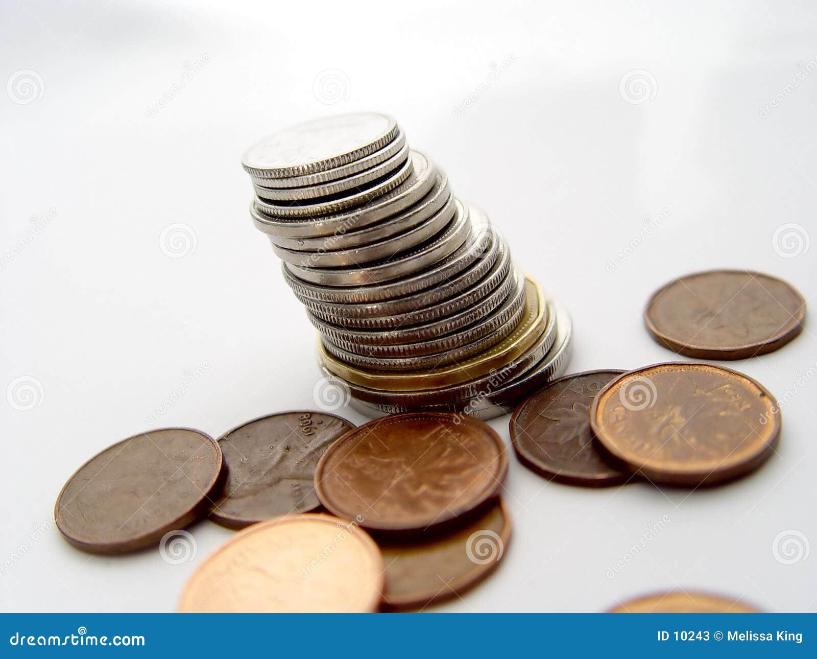 στοίβα νομισμάτων