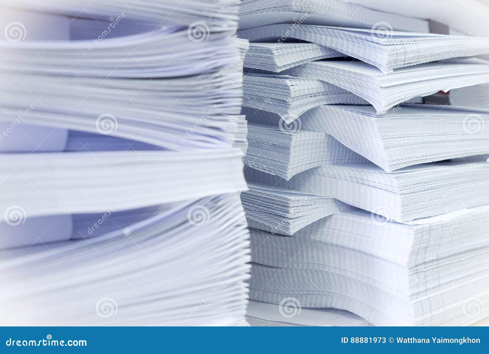 στοίβες εγγράφου