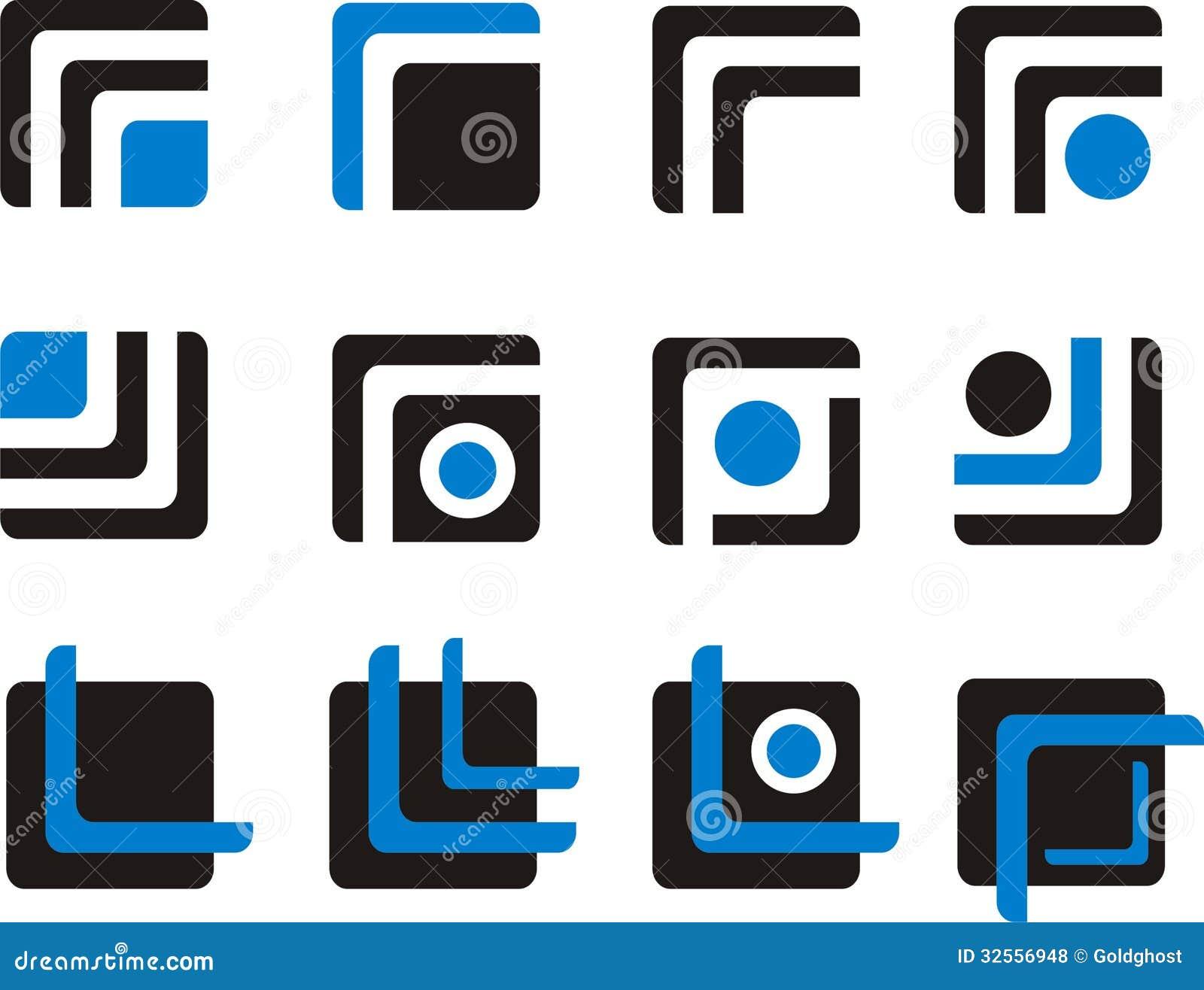 Στοιχεία και λογότυπα σχεδίου