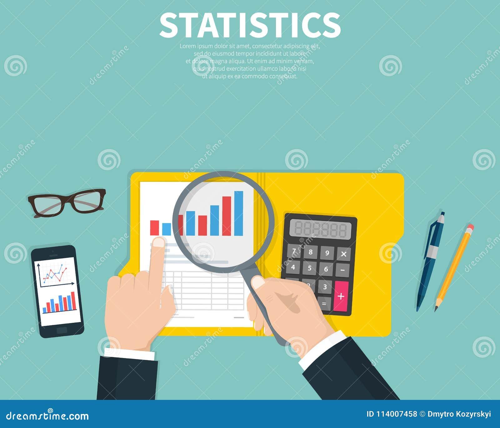 Στοιχεία που παρουσιάζονται στατιστικά οικονομικό λευκό εκθέσεων πεννών oer διαγραμμάτων ανασκόπησης Έρευνα, διαχείριση του προγρ