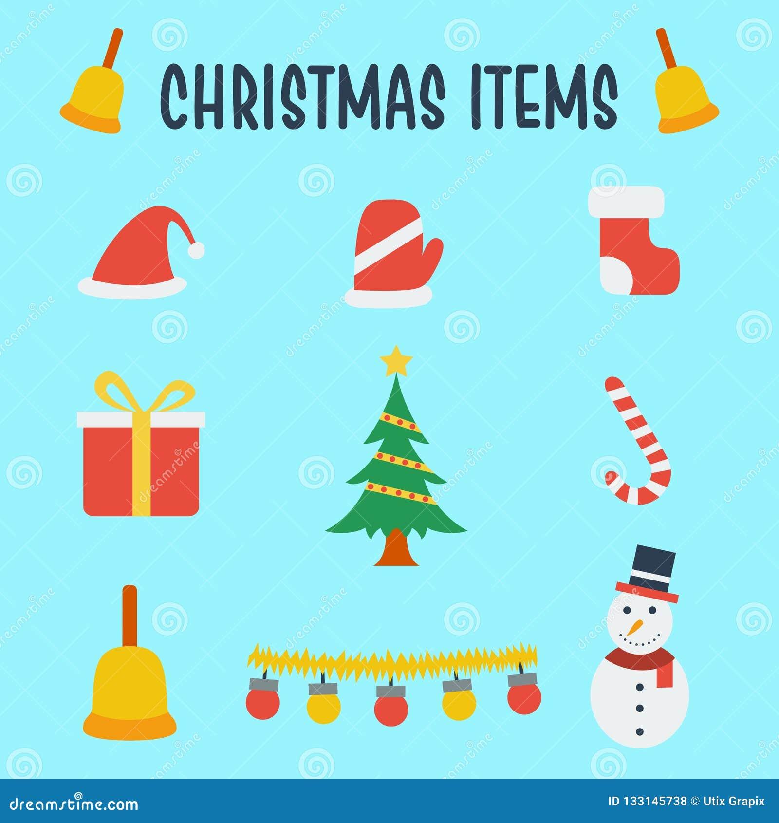 Στοιχεία Χριστουγέννων
