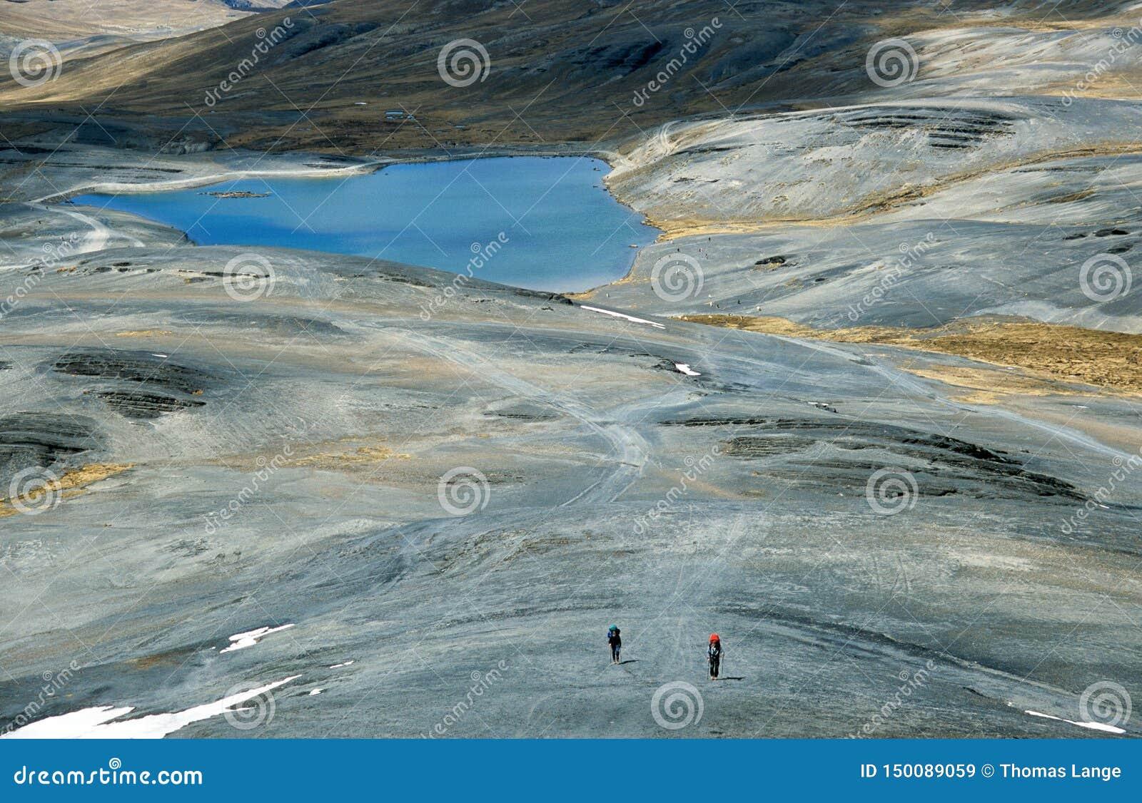 Στο ίχνος Choro Inca μακριά - οδοιπορία στη Βολιβία