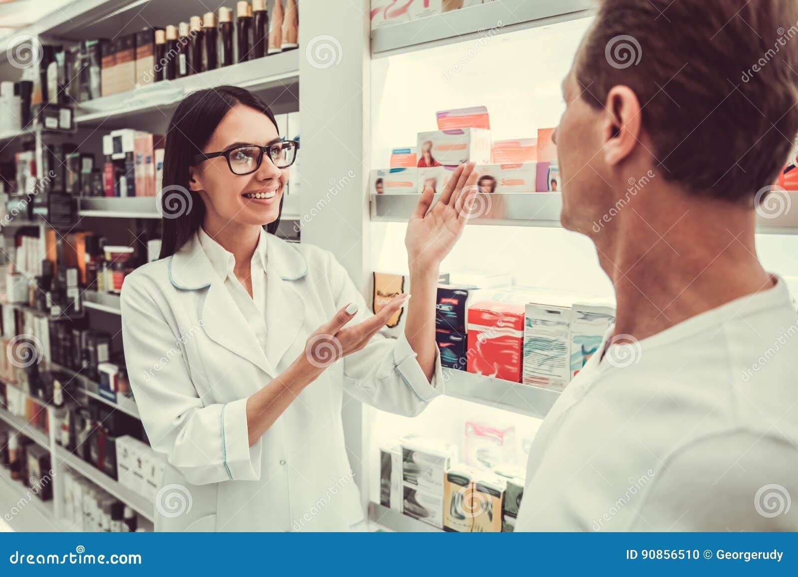 Στο φαρμακείο