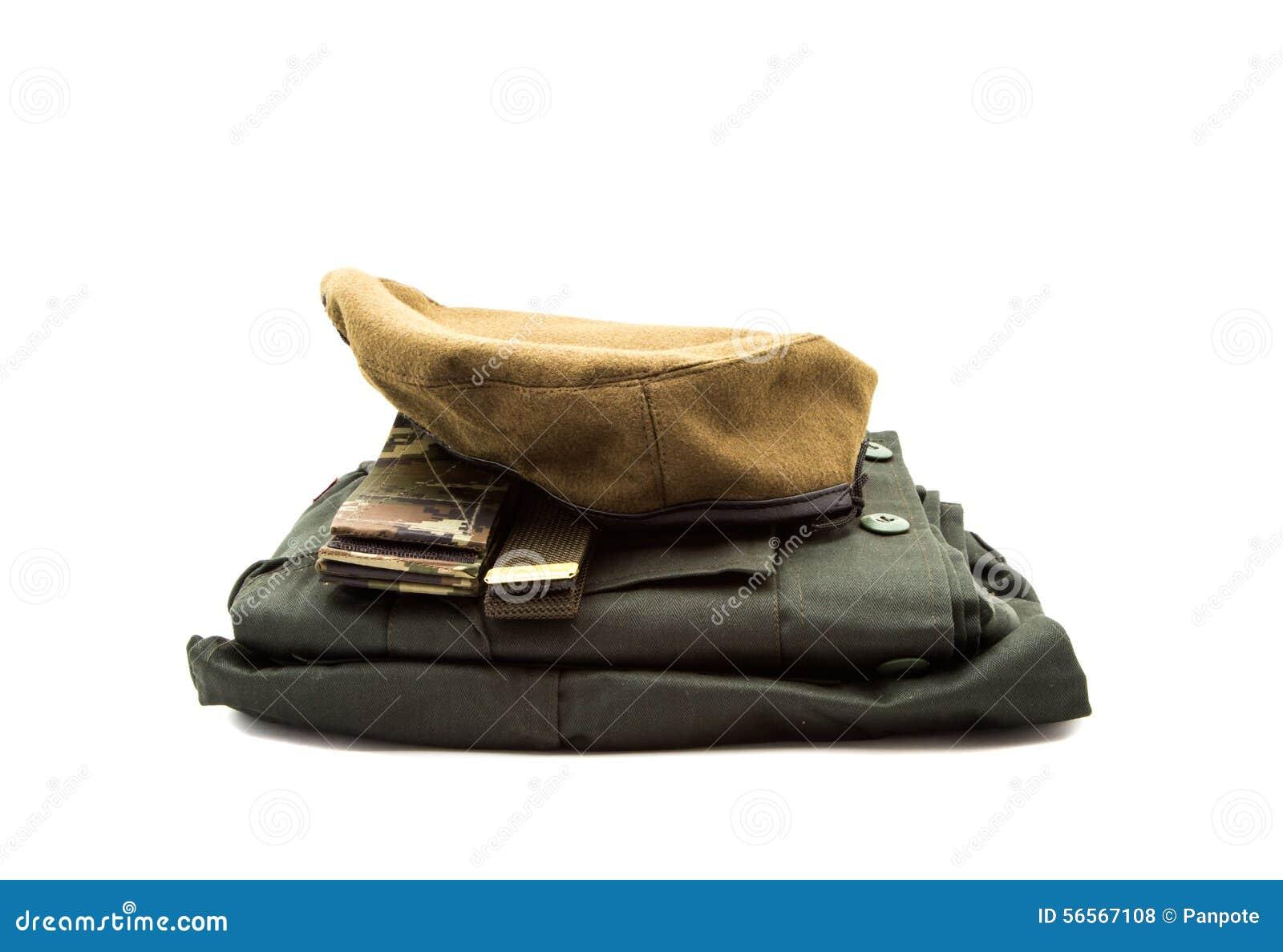 Download Στρατιώτης ομοιόμορφος στοκ εικόνες. εικόνα από απομονωμένος - 56567108