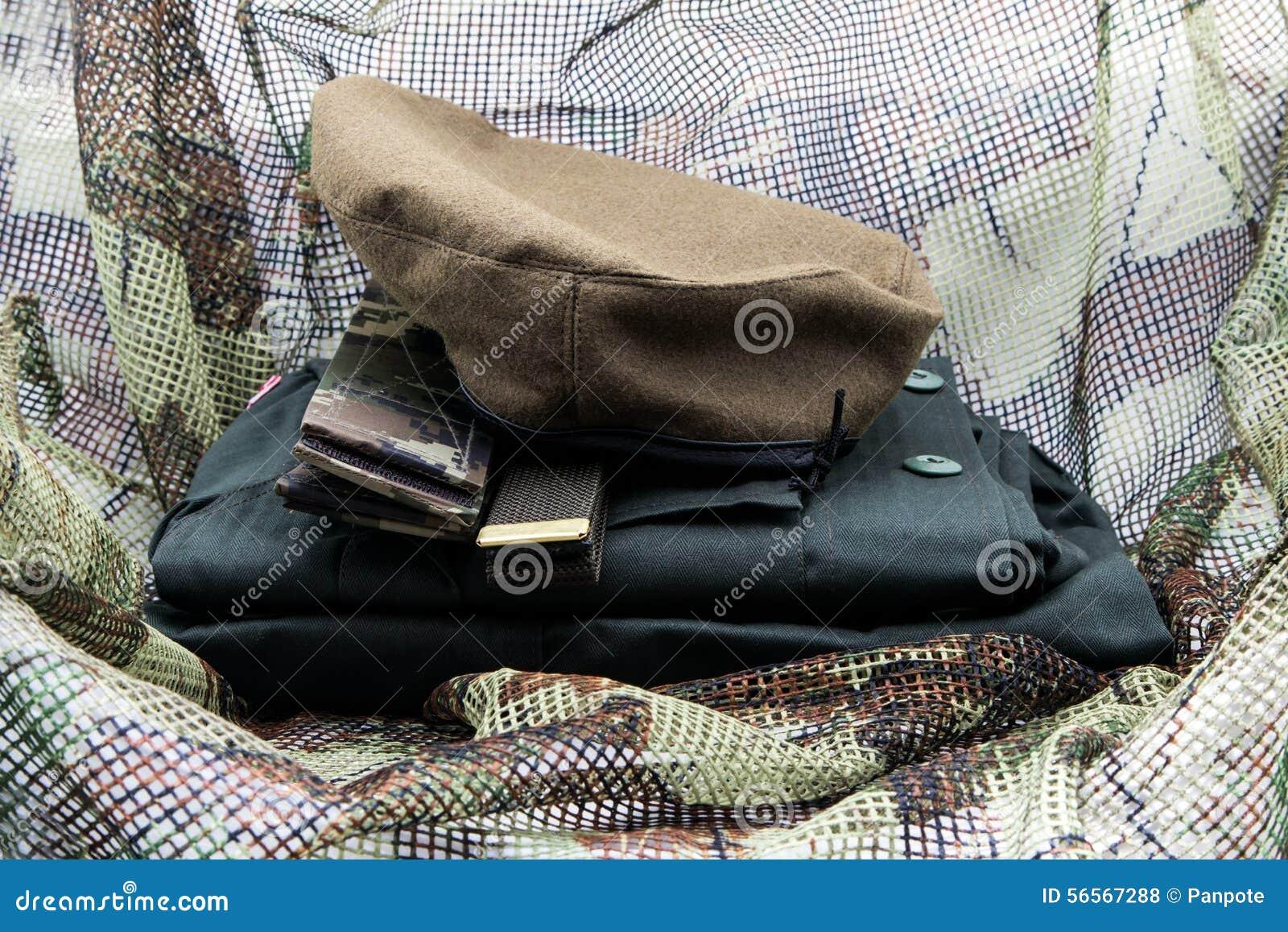 Download Στρατιώτης ομοιόμορφος στοκ εικόνες. εικόνα από απομονωμένος - 56567288
