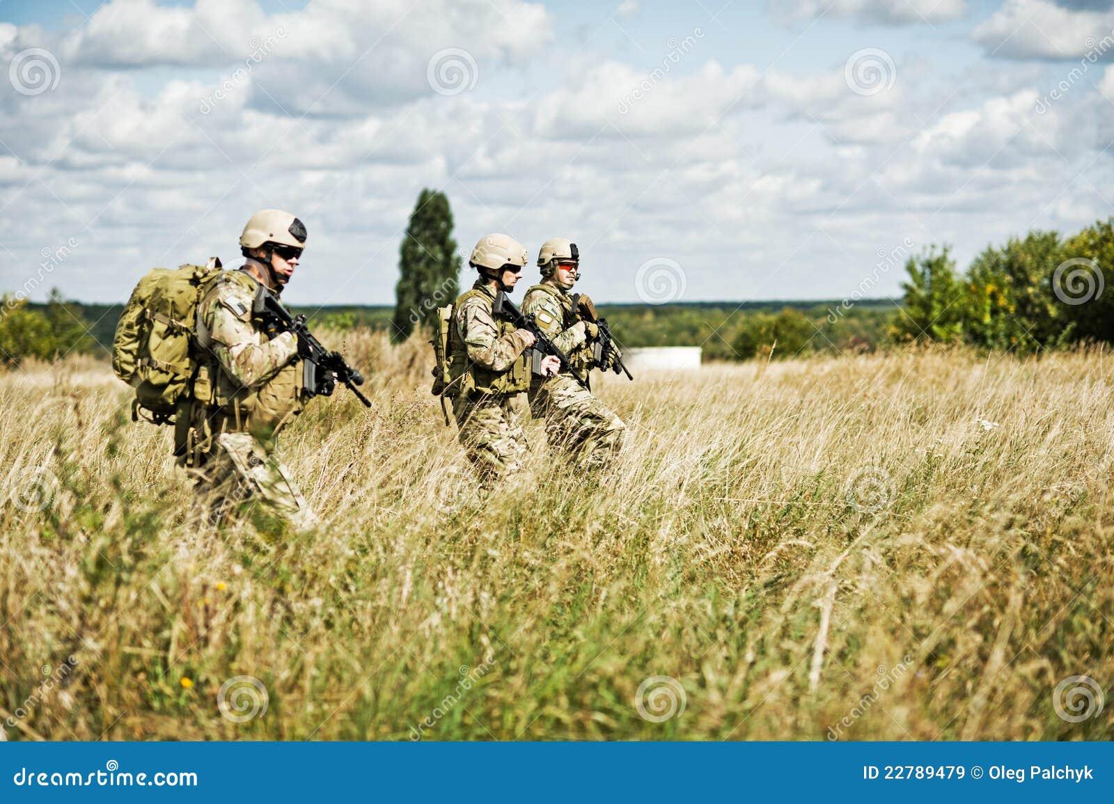 στρατιώτης περιπόλου