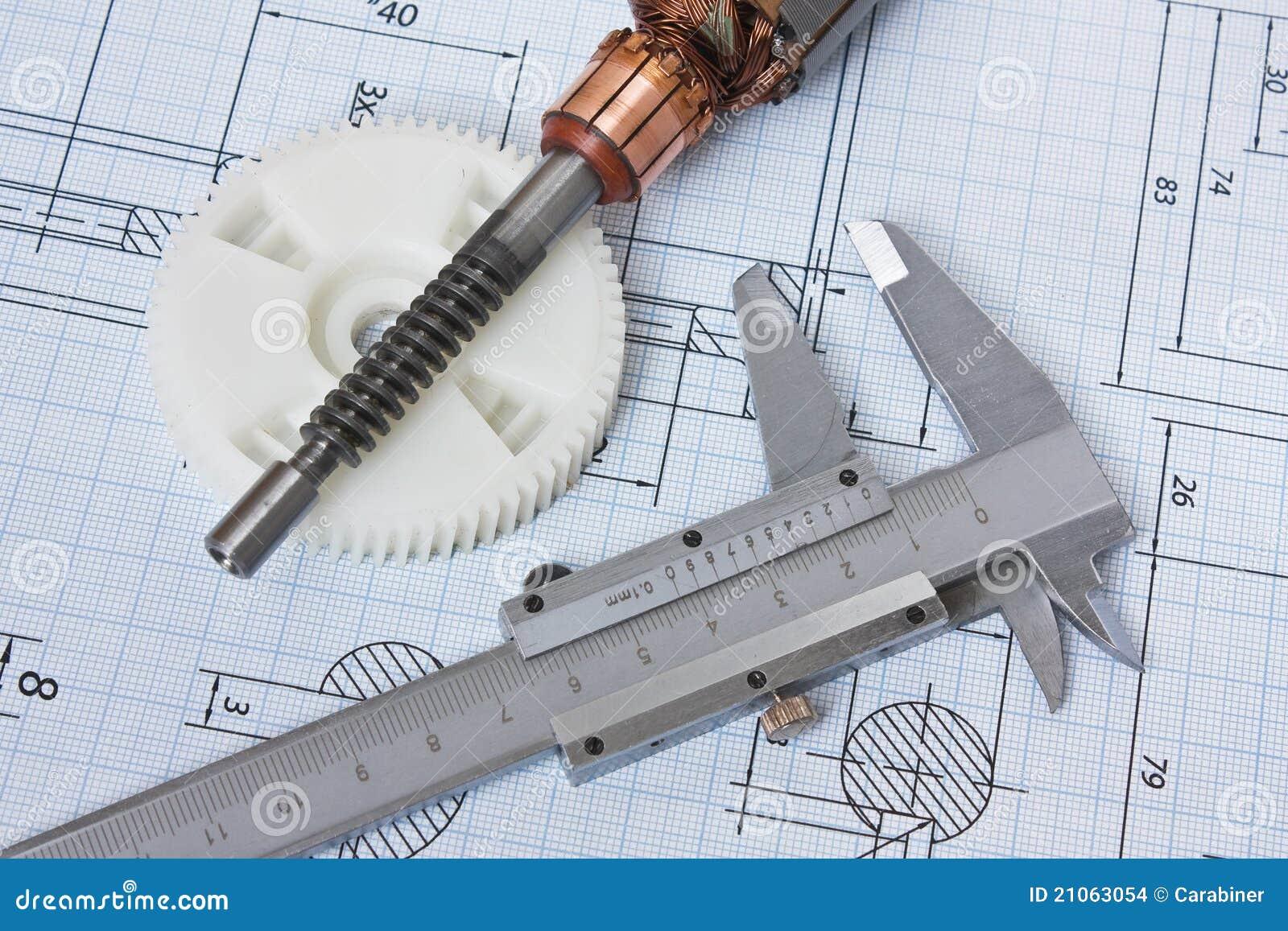 στροφέας electromotor σχεδίων