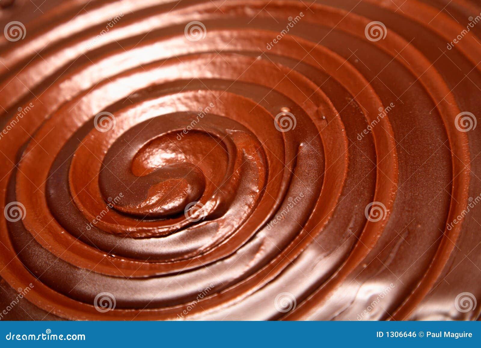 στρόβιλος σοκολάτας