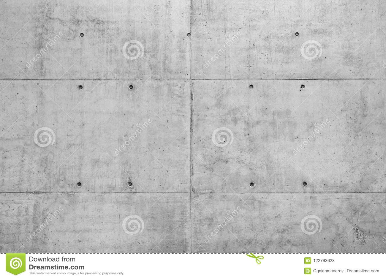 συγκεκριμένος ακατέργαστος τοίχος
