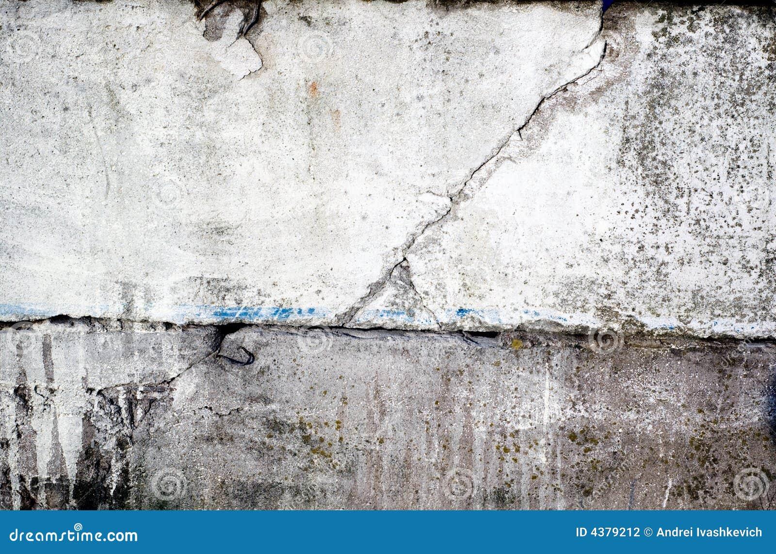 συγκεκριμένος τοίχος grunge