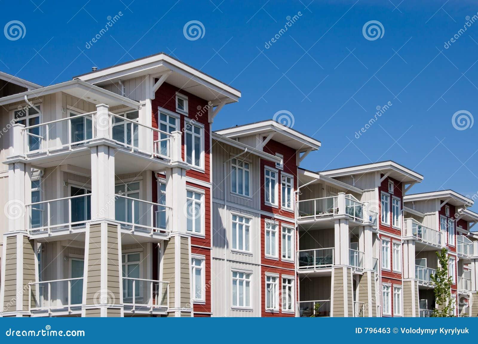 συγκρότημα κατοικιών