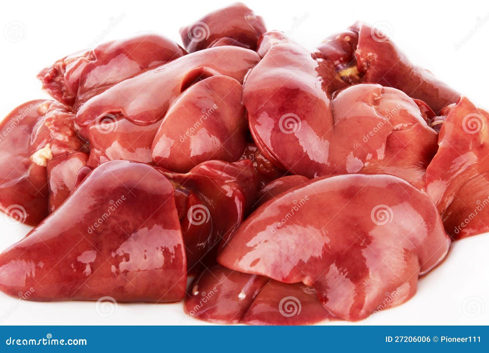 Συκώτι κοτόπουλου