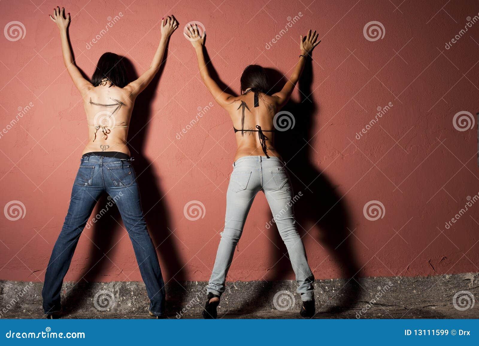 συλλήφθείες γυναίκες