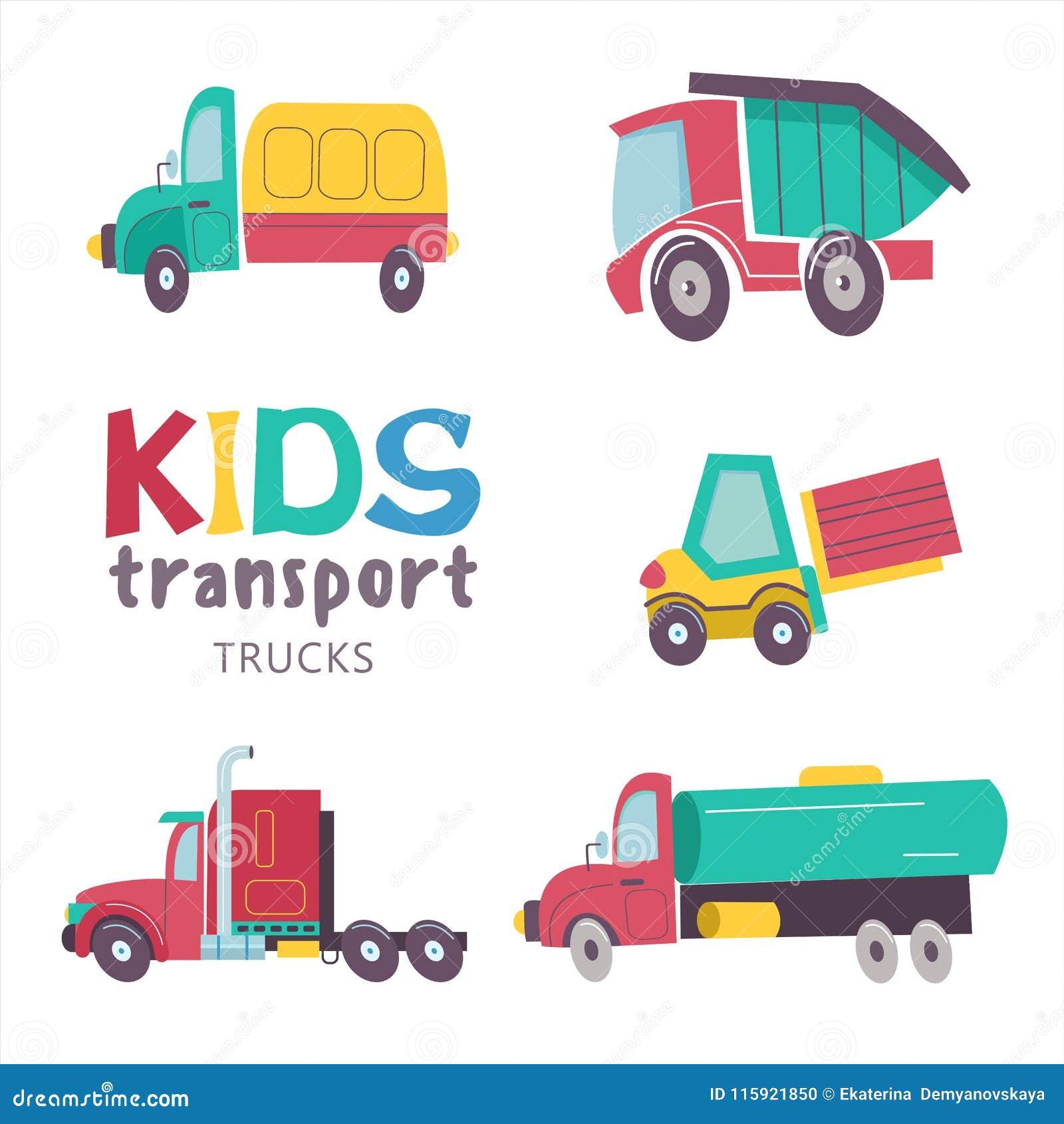 Συλλογή μεταφορών παιδιών