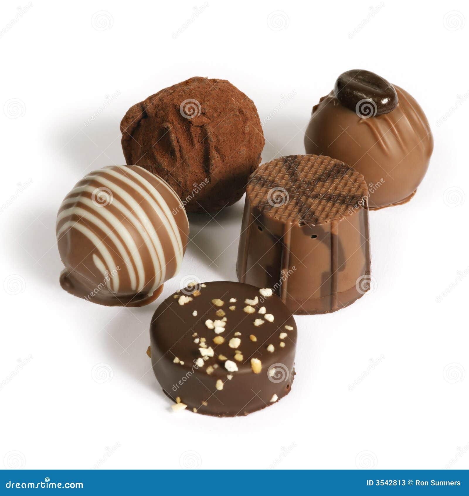 συλλογή σοκολάτας
