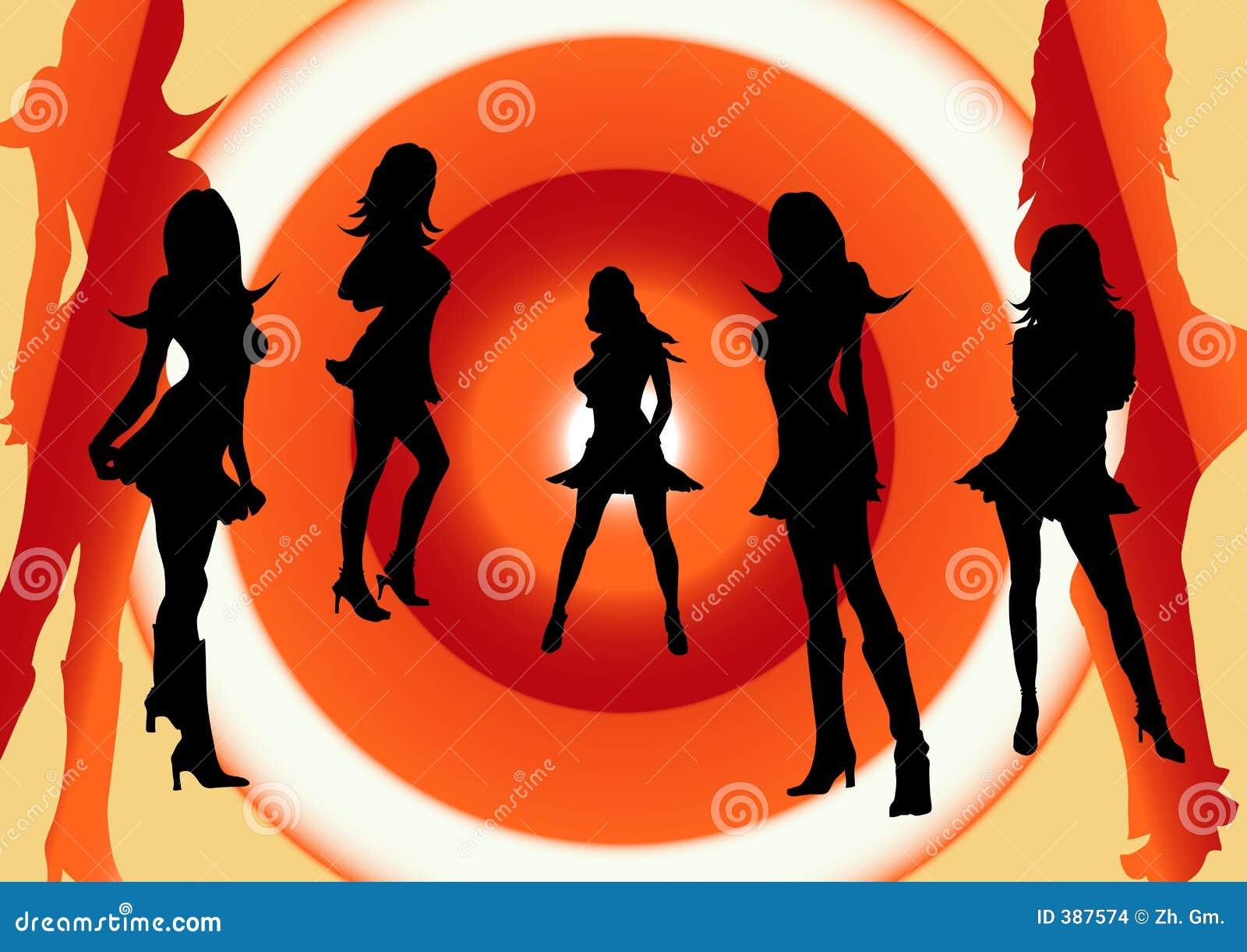 συμβαλλόμενο μέρος κοριτσιών αγγέλων charlies