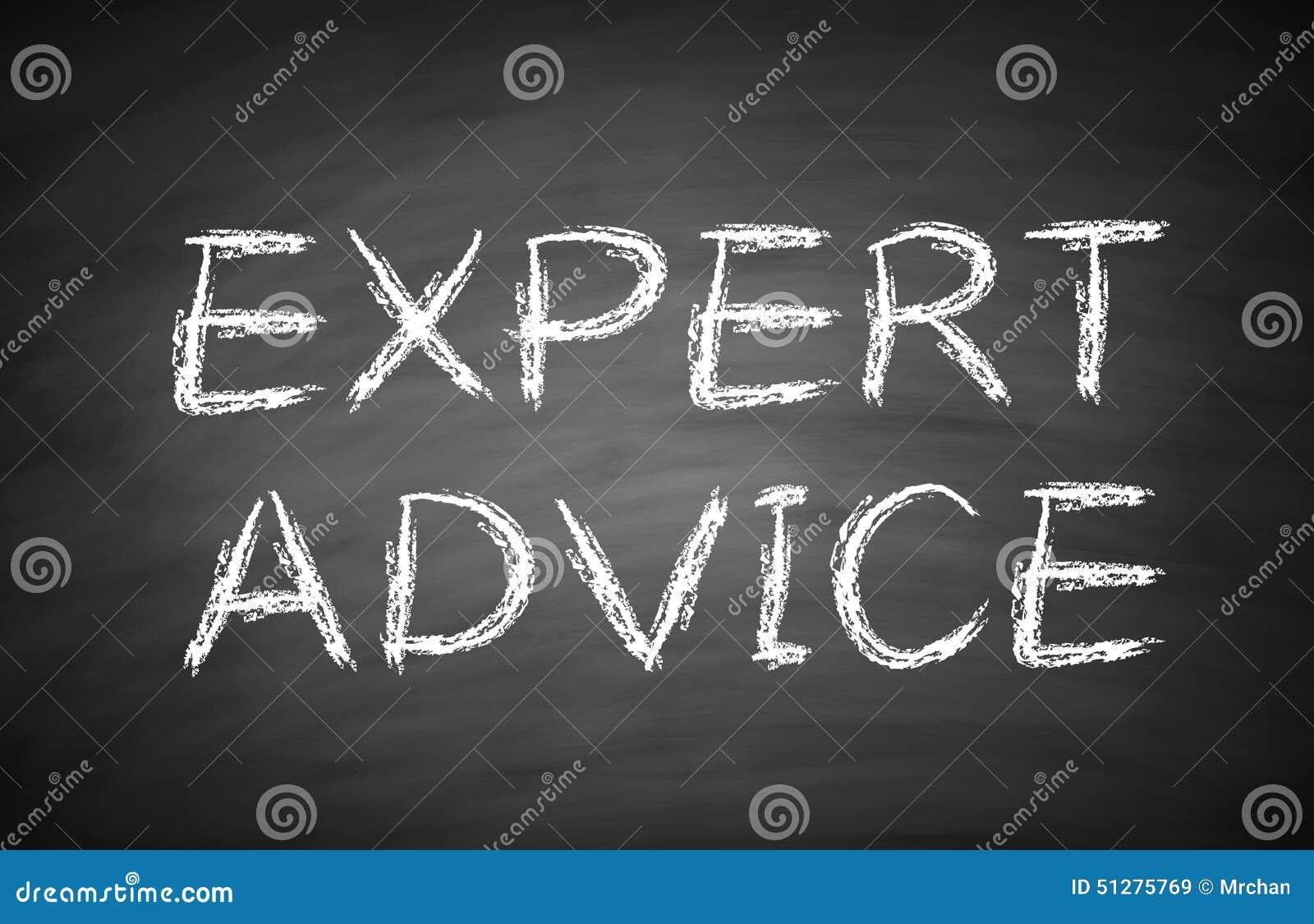 Συμβουλή από ειδήμονες