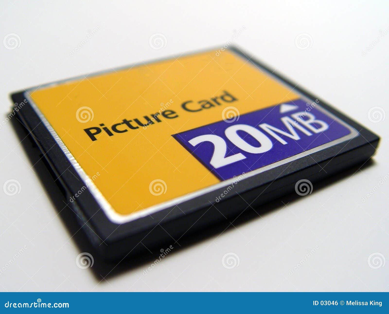συμπαγής λάμψη καρτών