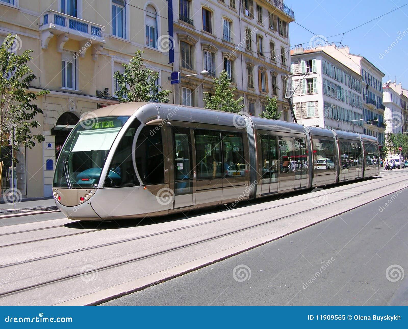 συμπαθητικό τραμ