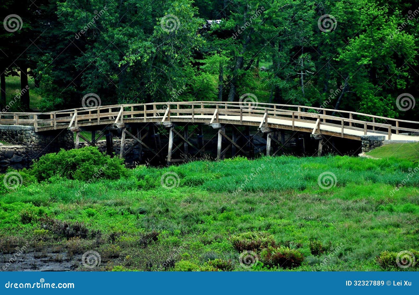 Συμφωνία, μΑ: Παλαιά βόρεια γέφυρα