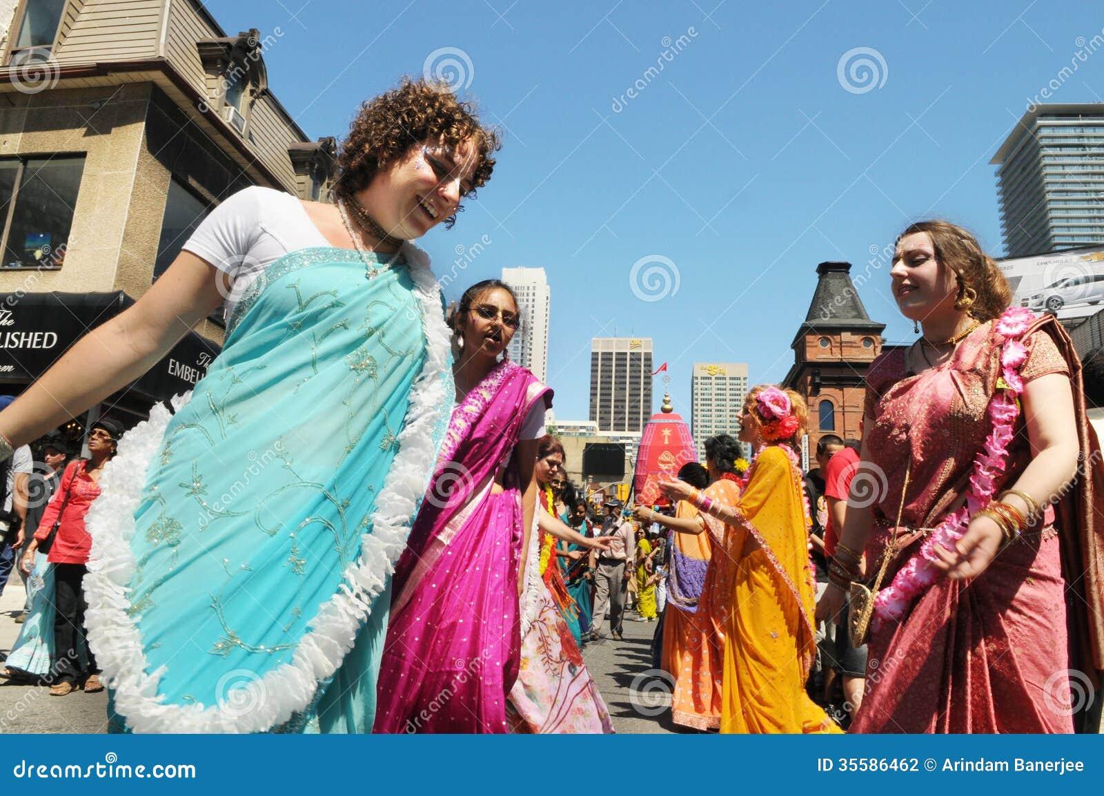 Συνάθροιση Krishna λαγών.