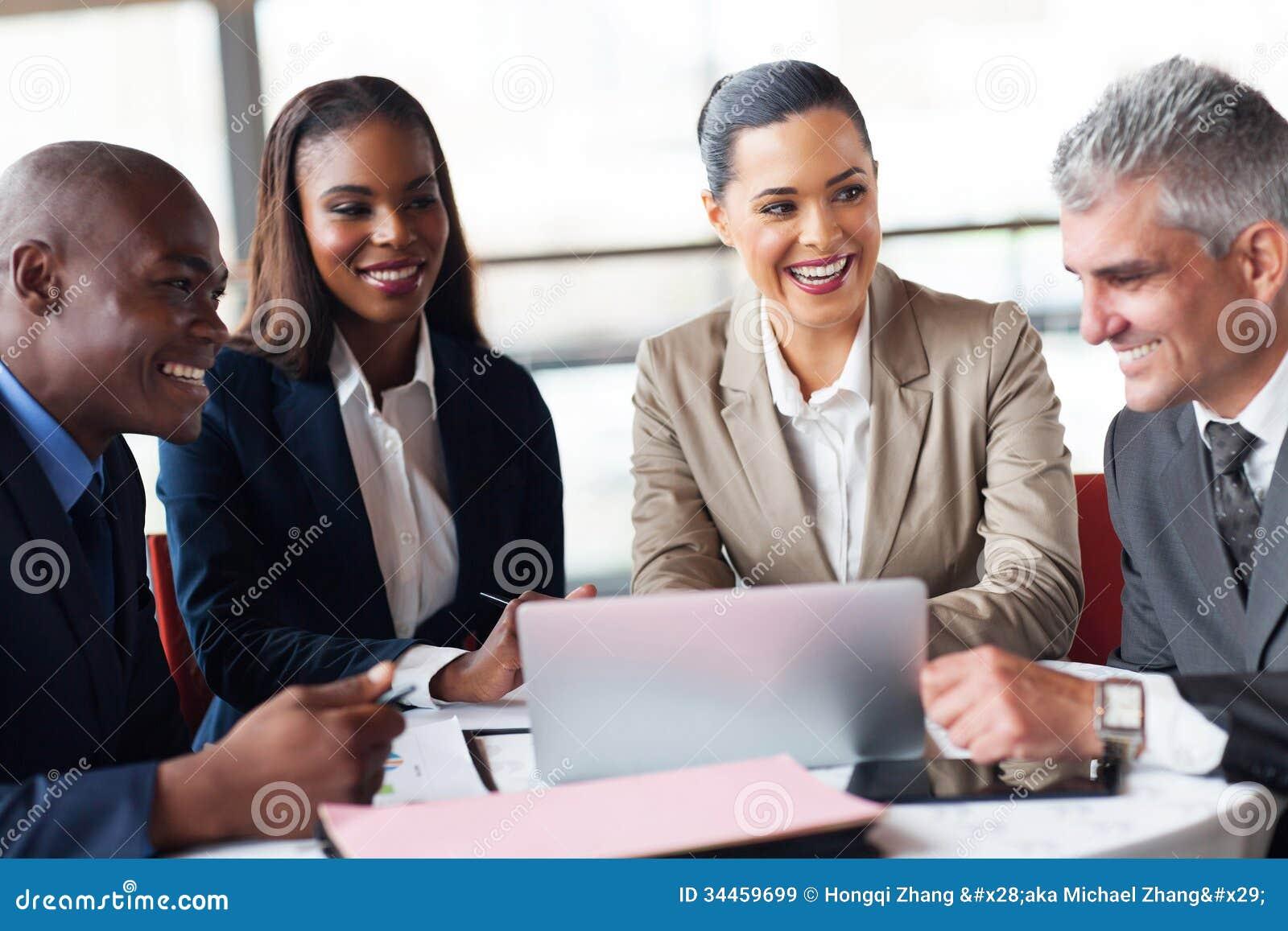 Συνάντηση επιχειρηματιών