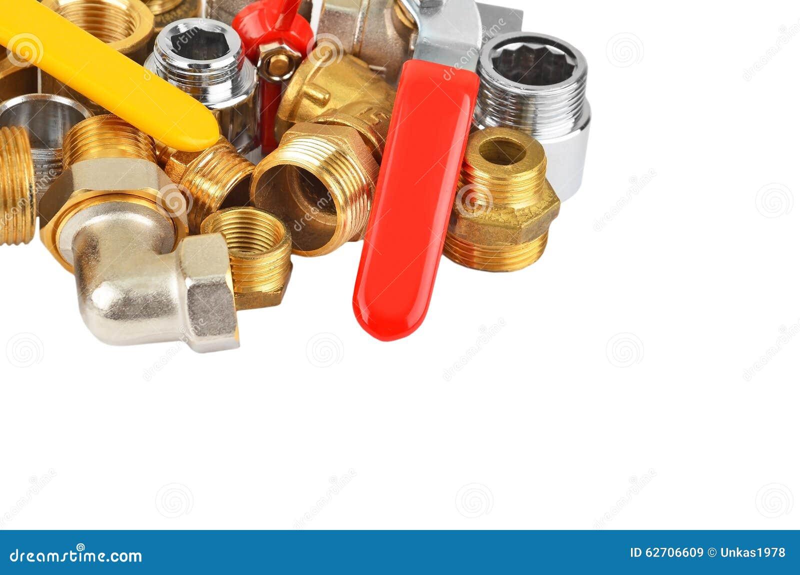 Συναρμολόγηση υδραυλικών και βαλβίδα σφαιρών