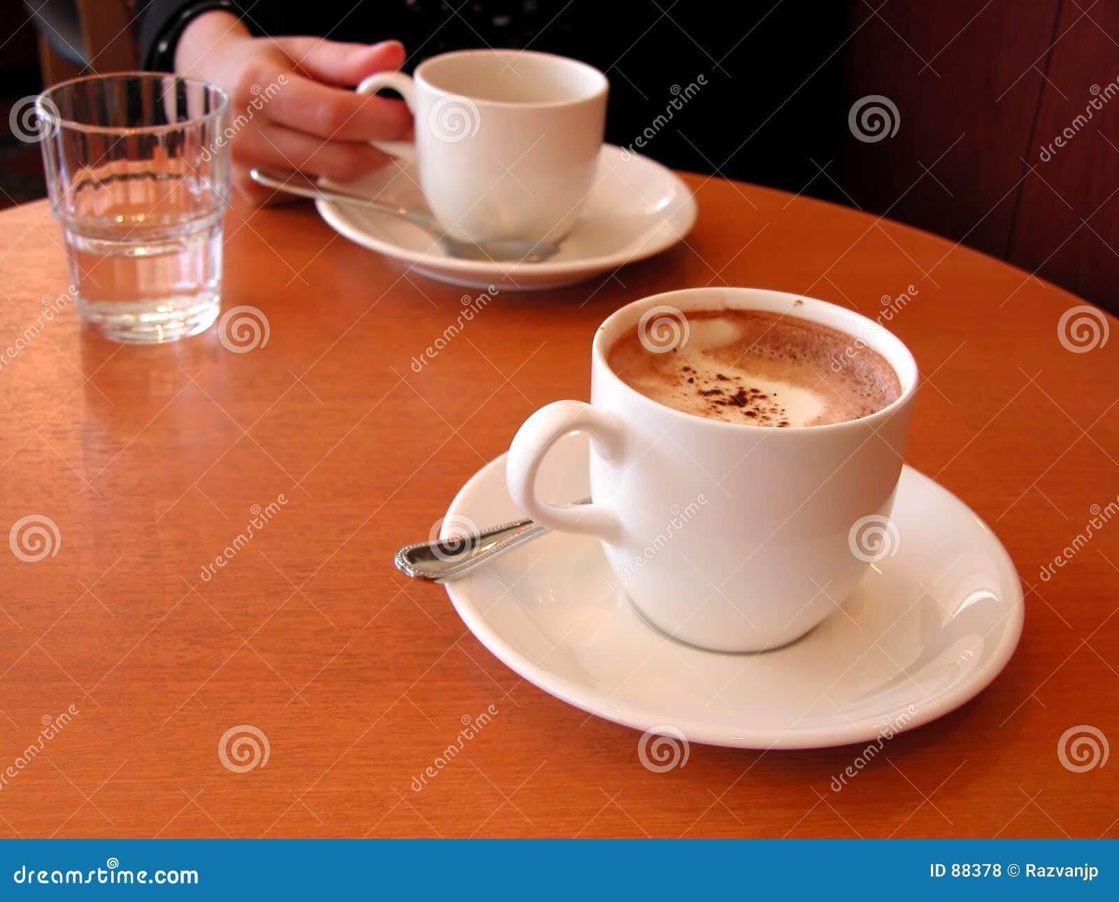 συνεδρίαση του καφέ