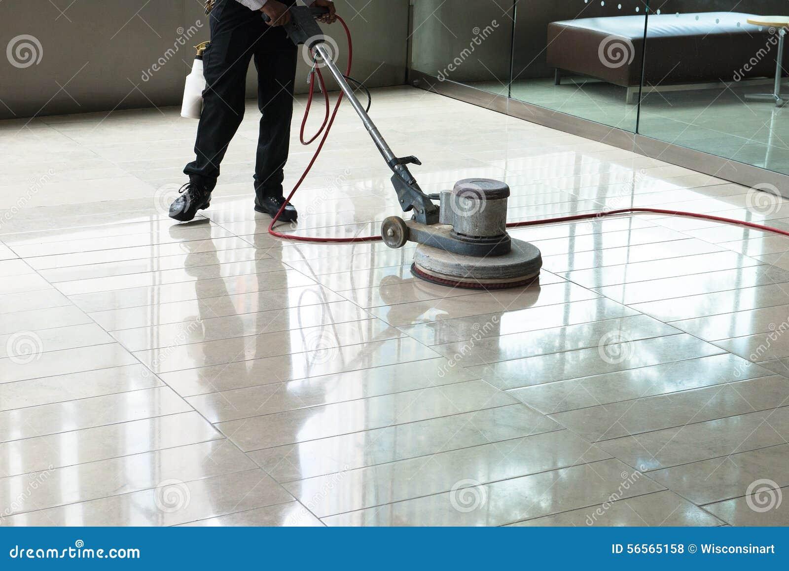 Συντήρηση οικοδόμησης, καθαρισμός, στίλβωση πατωμάτων
