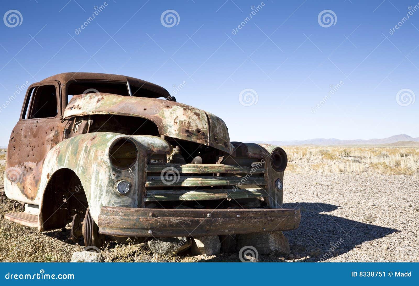 συντρίμμια αυτοκινήτων