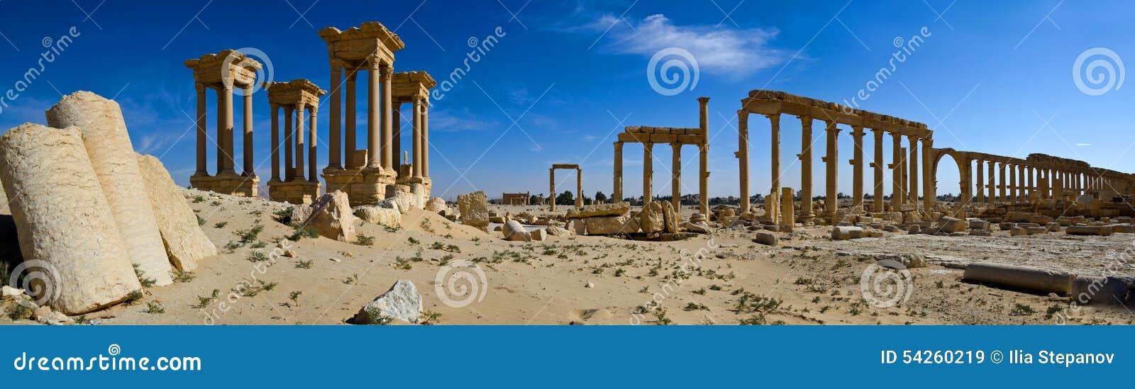Συρία palmyra