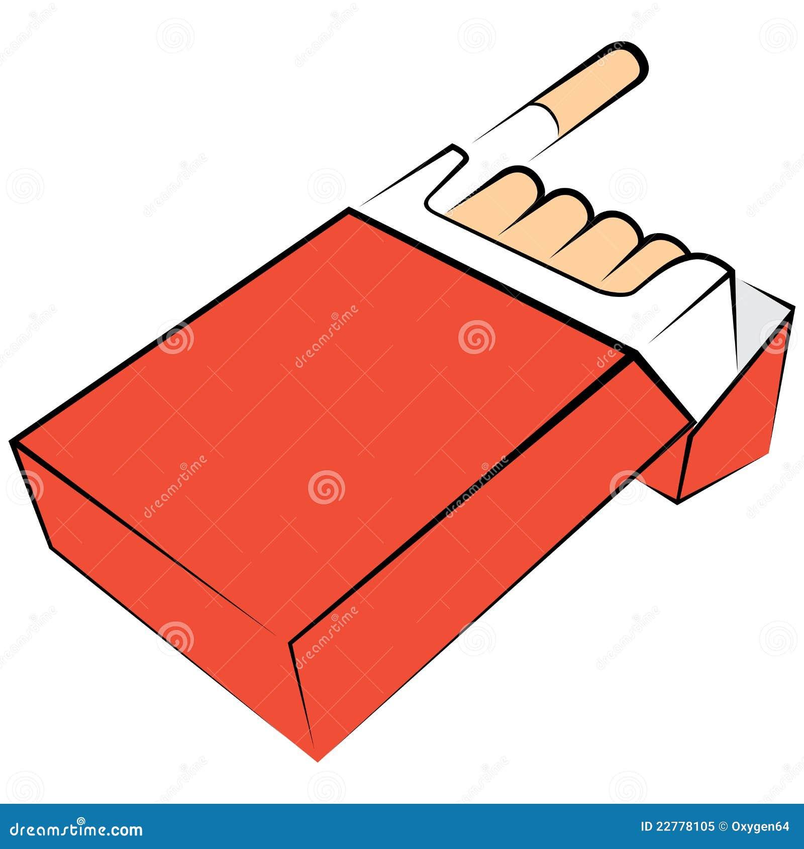 συσκευασία τσιγάρων