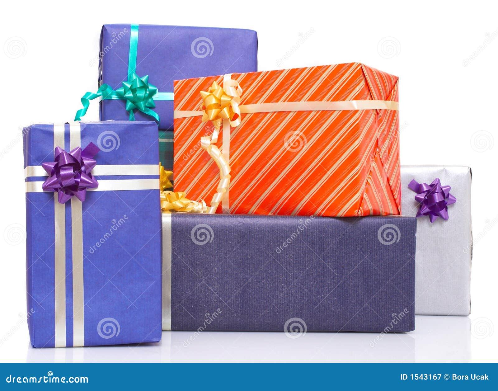 συσκευασίες μερών δώρων