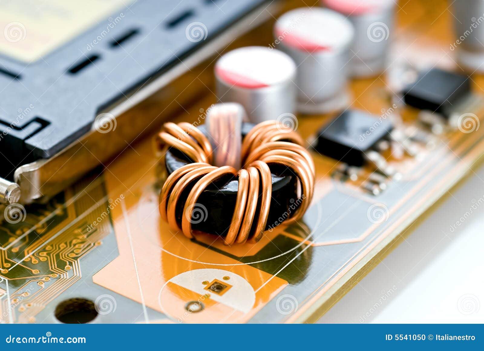 συστατικά ηλεκτρονικά
