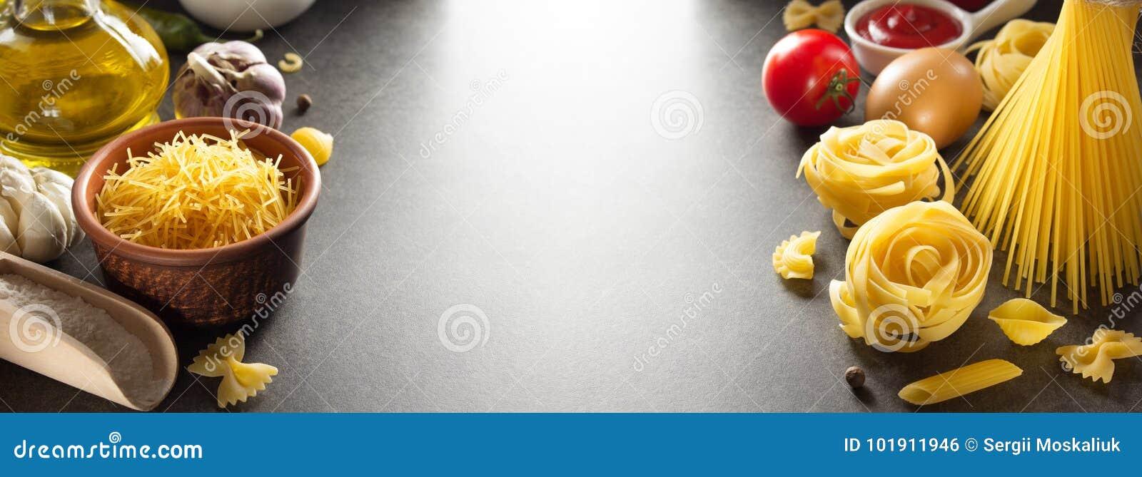 Συστατικό ζυμαρικών και τροφίμων