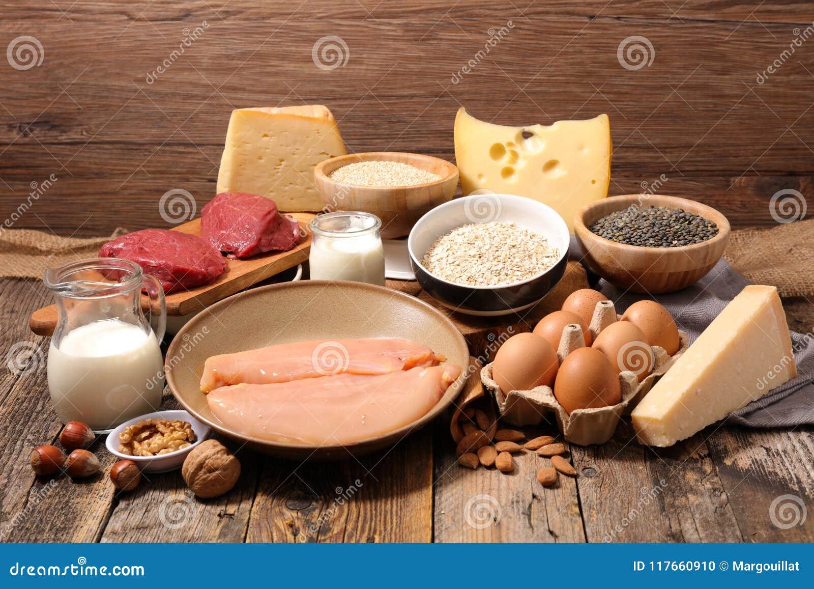 Συστατικό υψηλό στην πρωτεΐνη