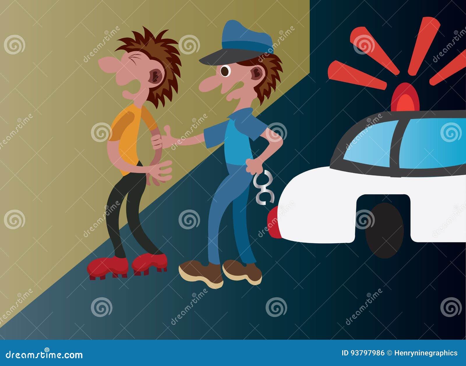 Συλλήψεις οδών