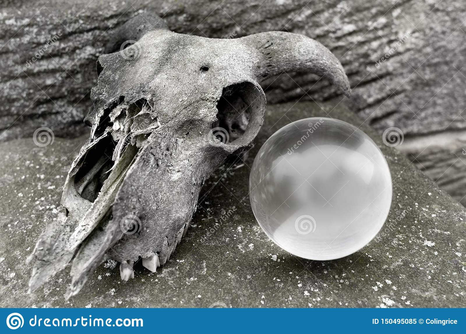 Σφαίρα κρανίων και κρυστάλλου