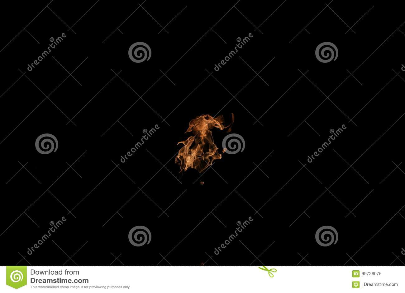 Σφαίρα φλογών πυρκαγιάς