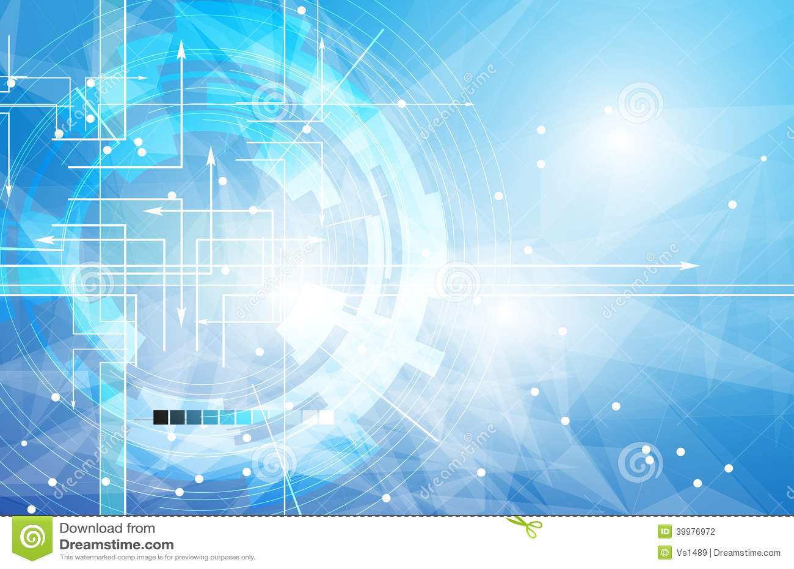 Σφαιρικό επιχειρησιακό υπόβαθρο έννοιας τεχνολογίας υπολογιστών απείρου