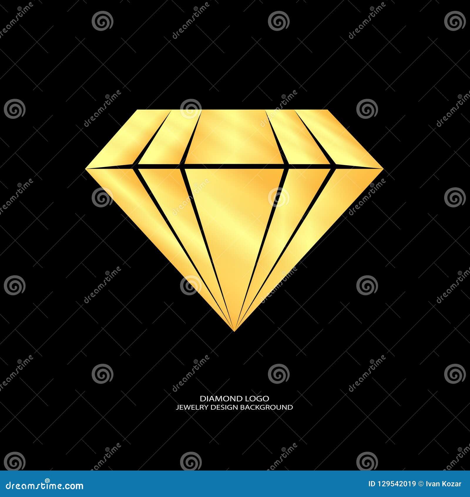 Σχέδιο λογότυπων διαμαντιών