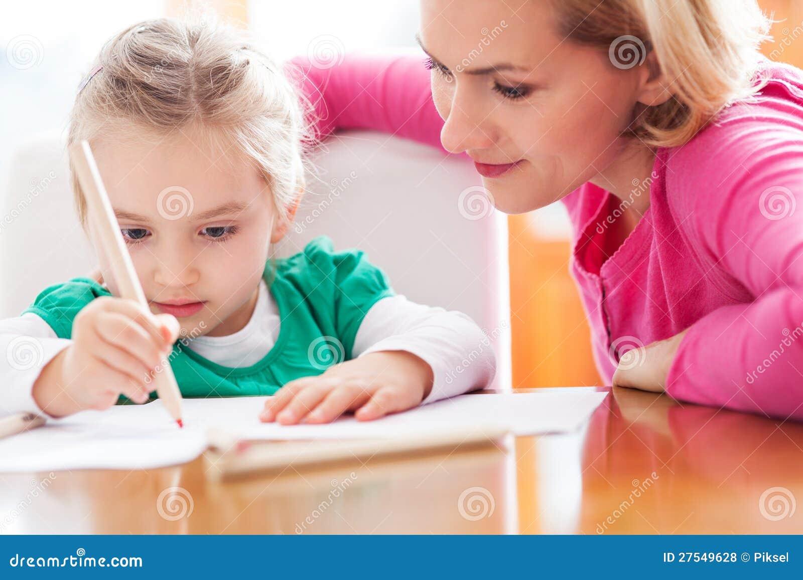 Σχέδιο μητέρων και κορών