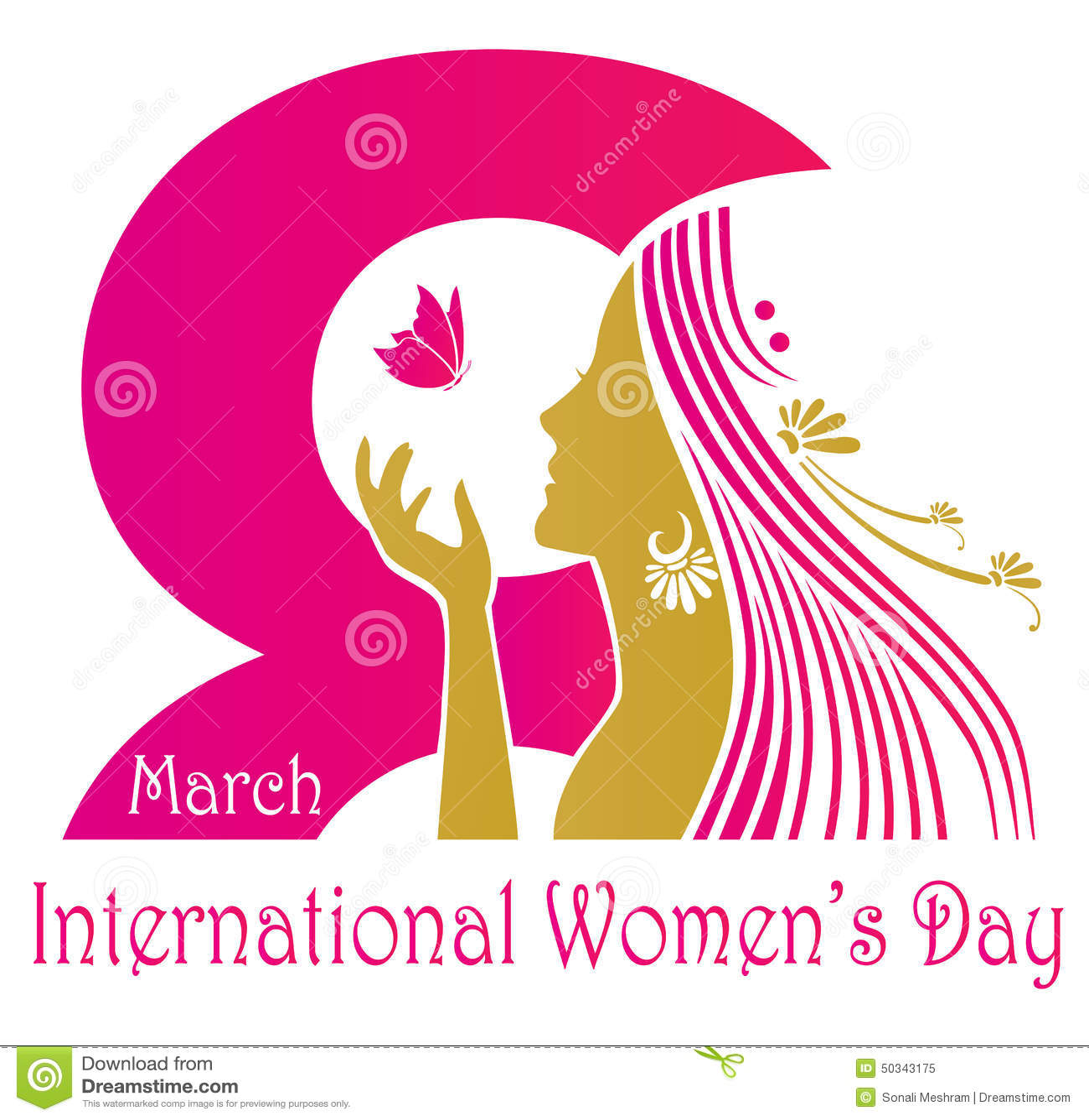 Σχέδιο ημέρας των διεθνών γυναικών