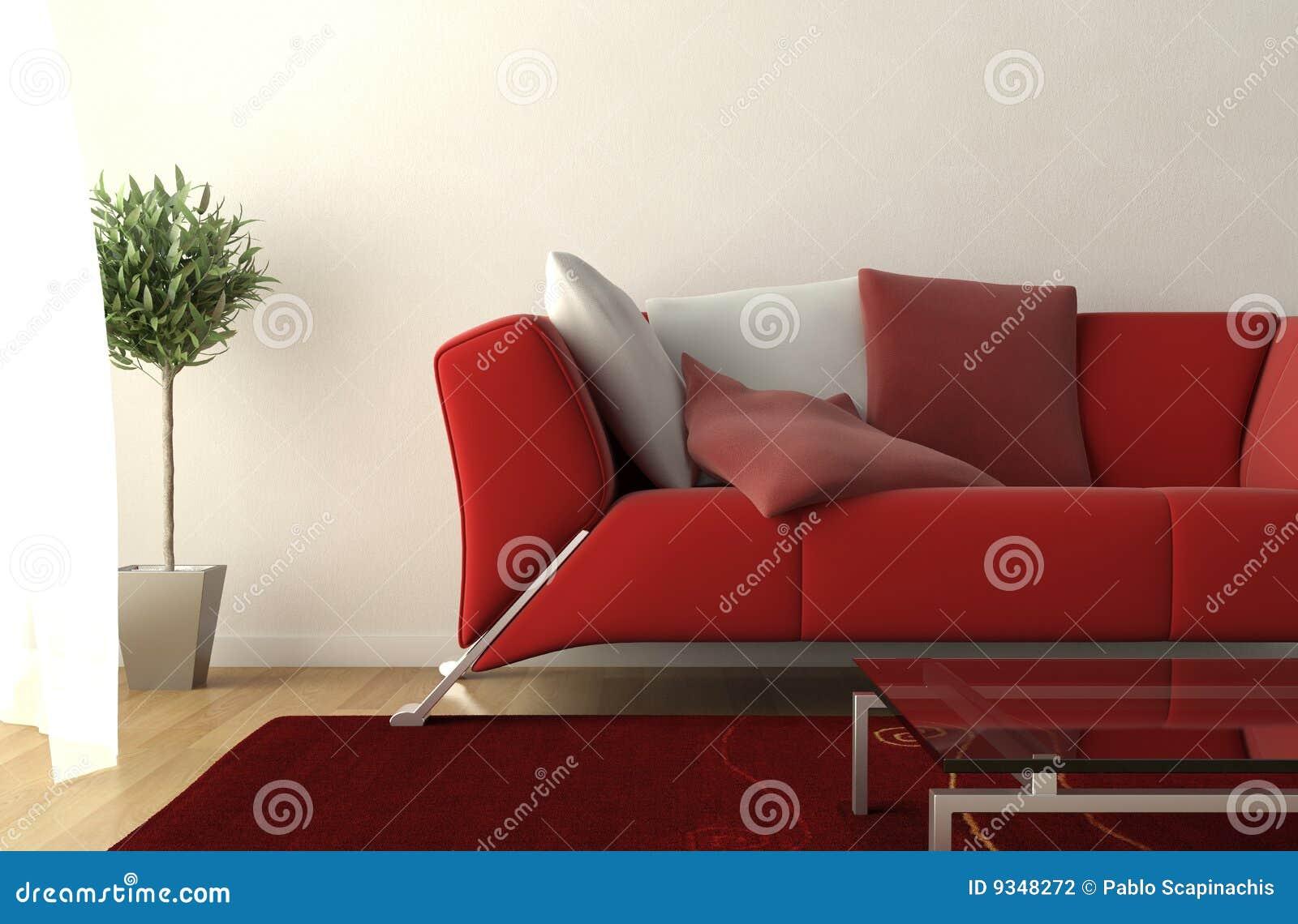 σχεδίου σύγχρονο δωμάτι&omi