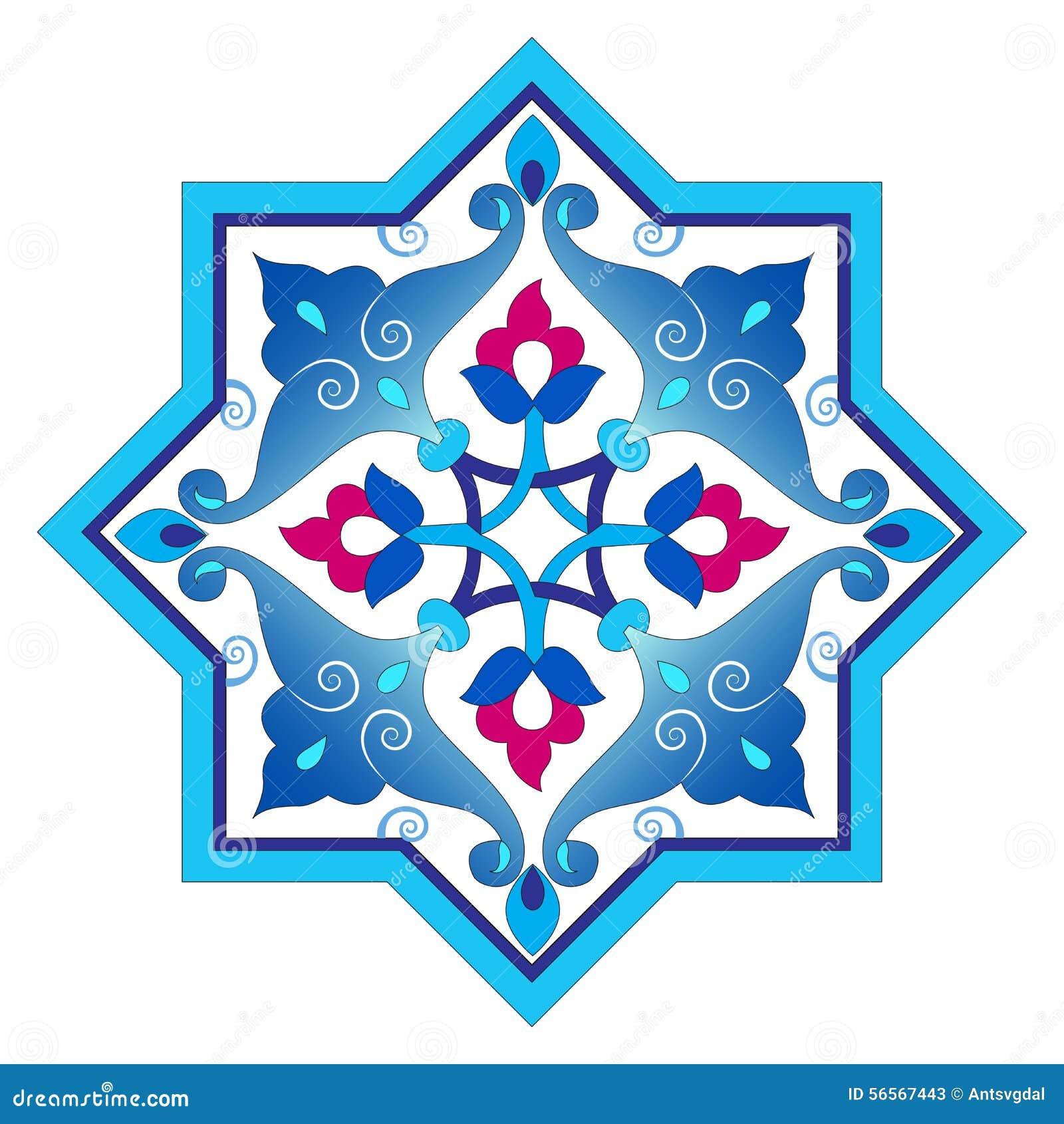 Download Σχεδιασμένος με τις σκιές της μπλε οθωμανικής σειράς τέσσερα σχεδίων Διανυσματική απεικόνιση - εικονογραφία από κομψότητα, δημιουργικός: 56567443